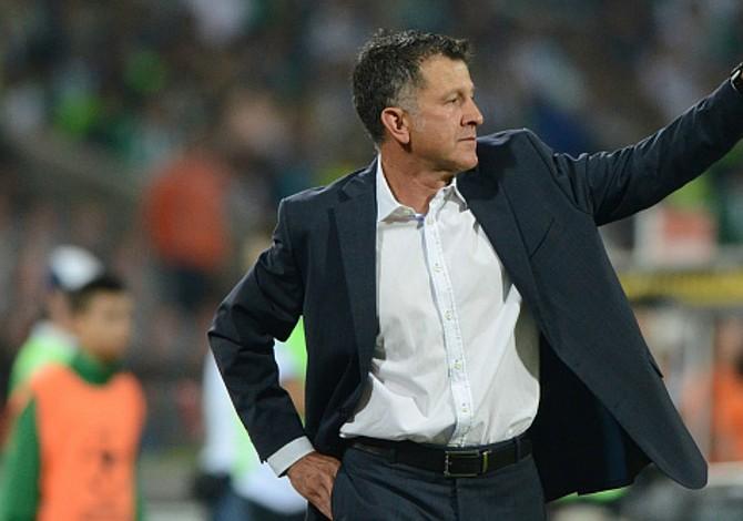 Osorio pide a México no caer en exceso de confianza ante Nueva Zelanda