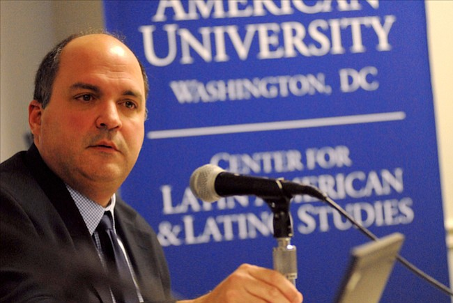 Dr. Carlos E. Ponce | Freedom House | Director | Latin America programs