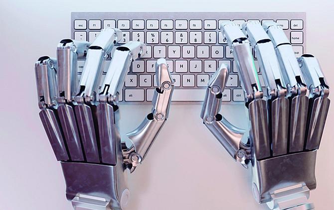 Robots de Facebook crearon su propio idioma