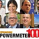 The Powermeter 2017 Committee selected the 100 people who most made an impact in the Washington DC Metropolitan Area's Latino community.