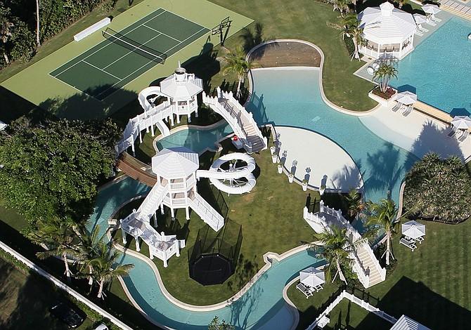 Celine Dion vendió su lujosa mansión en Miami