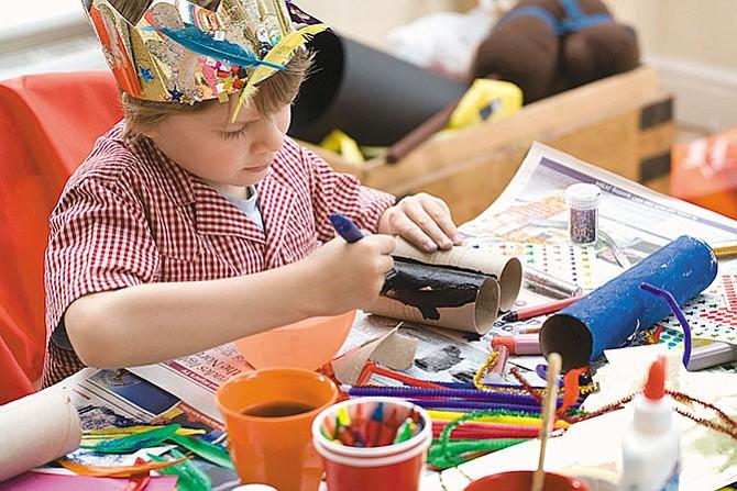 Artesanía para niños en Pflugerville