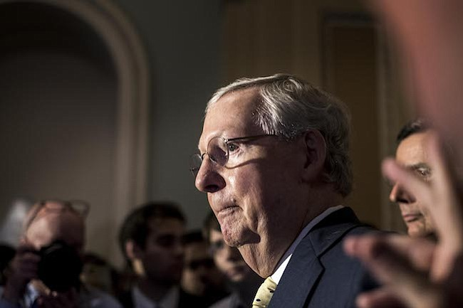 Las promesas de salud del Senado Republicano pueden sonar vacías