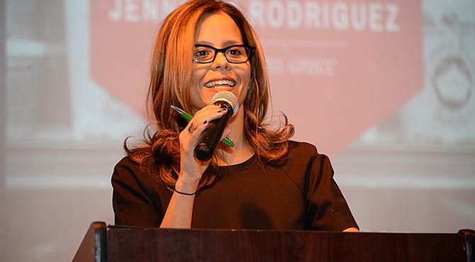 Jennifer Rodríguez