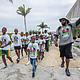 La misión de la Fundación Gosder Cherilus es mejorar la vida de las poblaciones marginadas y necesitadas en los Estados Unidos y Haití.