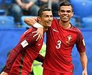 Nuevamene Cristiano Ronaldo fue el más valioso del partido