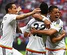 México está en las semifinales de la Copa Confederaciones