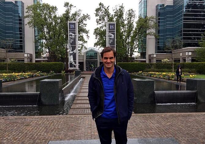 Federer alcanzó su noveno título de Hall y asegura estar en óptimas condiciones para conquistar Wimbledon