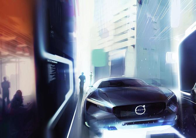 Volvo fabricará vehículos eléctricos en China para todo el mundo
