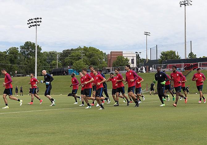 Selección nacional de fútbol de EE.UU. centra su atención hacia la Copa de Oro