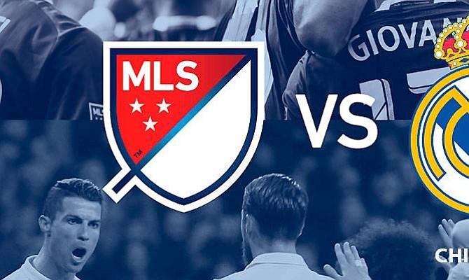 Aficionados estadounidenses podrán elegir al equipo de la MLS que enfrentará al Real Madrid