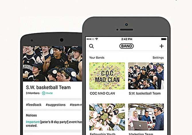 Un app gratuito para grupos o comunidades