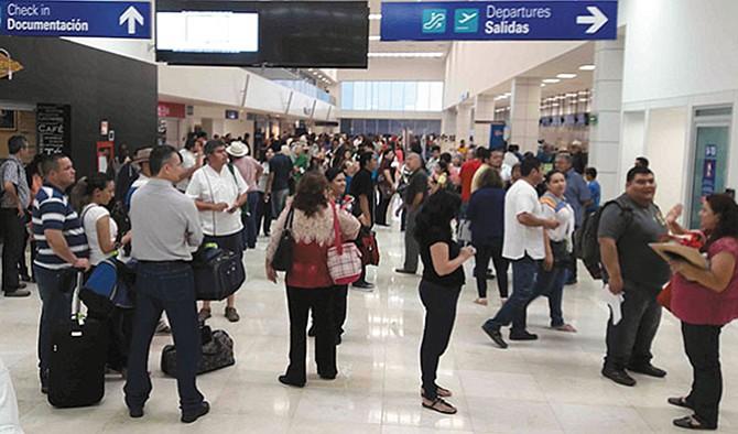 Pasajeros podrán pedir indemnización  por retraso de vuelos