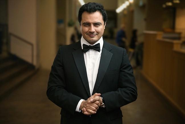 Un tenor mexicano que triunfa en DC y el mundo