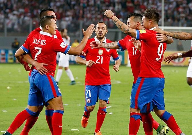 La generación dorada del fútbol chileno nació de una derrota