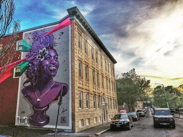 Nuevo Museo urbano planea exhibir más de 50 murales en Salem, MA