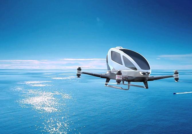 Autos volares abandonan la ficción para ser realidad