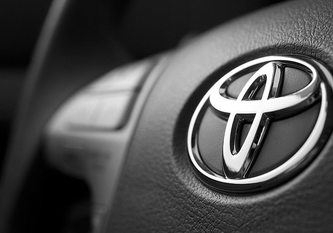 Ventas de Toyota en EEUU aumentaron un 14,9 %