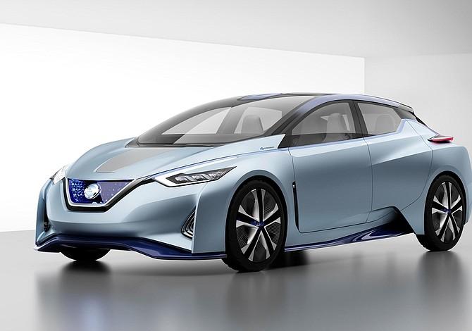 El 6 de septiembre Nissan lanza la segunda generación del Leaf