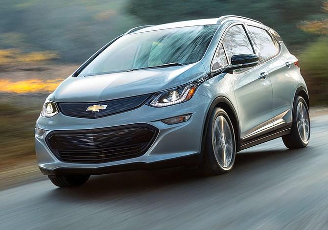 Un Chevrolet es el primer autónomo fabricado de serie