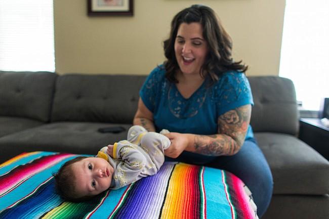 A esta madre hispana no le dijeron que tenía zika