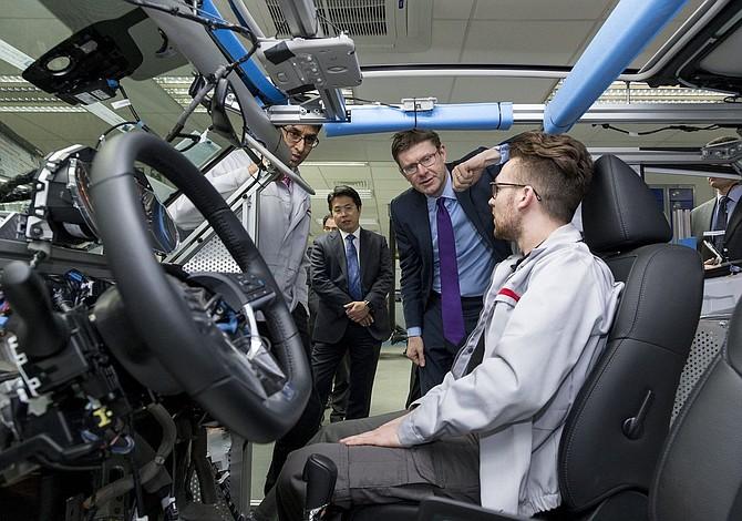 Nissan y Mobileye firman acuerdo para seguridad de la conducción autónoma