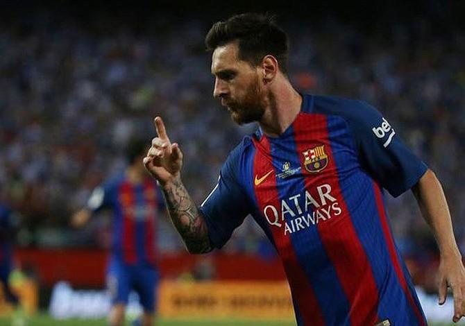 Barcelona contará con el astro argentino Lionel Messi hasta el 2021