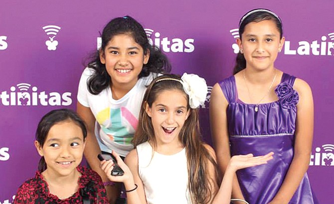 Verano tecnológico con Latinitas