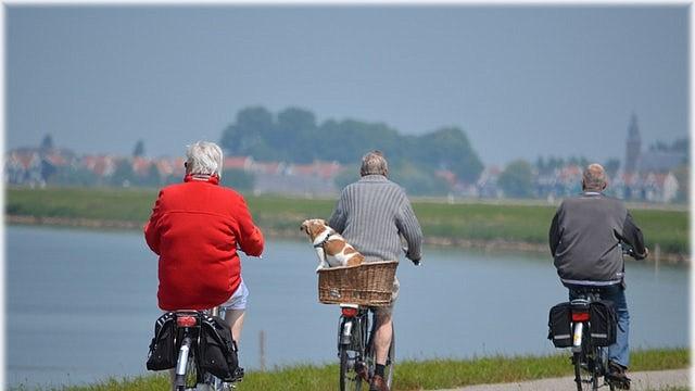 Las personas mayores ven sus hogares como santuarios, y no quieren que los extraños invadan su privacidad.