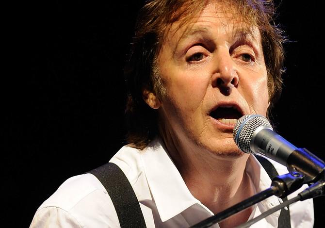"""Paul McCartney reanuda su """"One On One Tour"""" con concierto en Miami"""