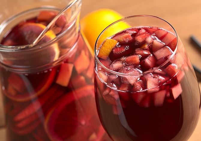 Secretos para preparar una buena sangría