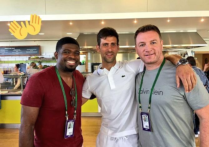 Novak Djokovic obtuvo el último cupo para los cuartos de final en Wimbledon