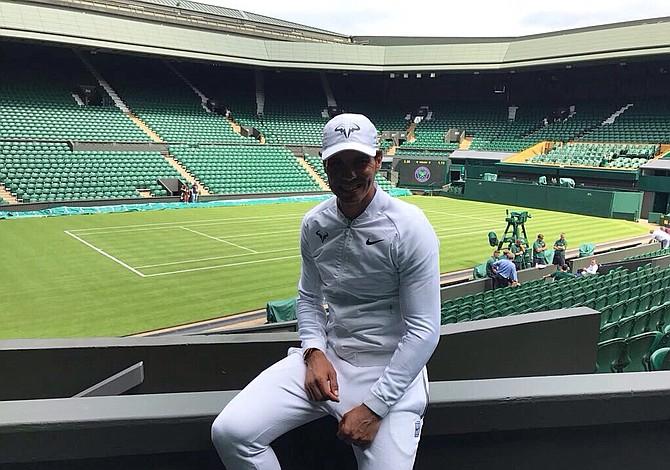 Rafael Nadal se despidió de Wimbledon tras caer en un partido de 5 horas en octavos de final