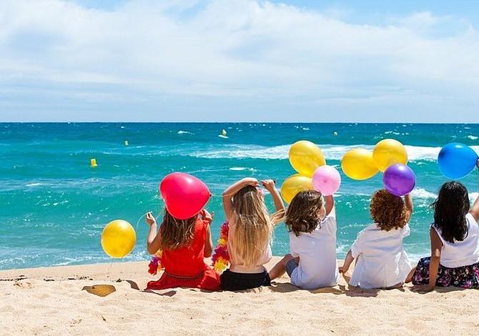 Claves para no sentirte mal cuando trabajas durante las vacaciones de tus hijos