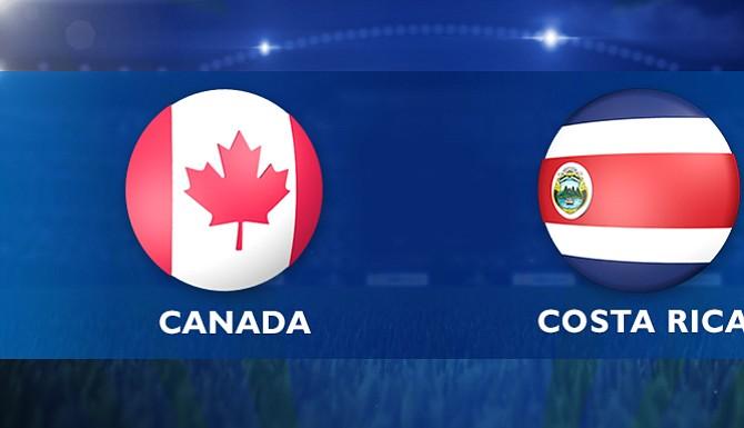 Copa de Oro: Costa Rica y Canadá lideran el Grupo A tras la segunda fecha
