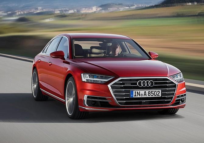 Audi inicia etapa basada en inteligencia artificial