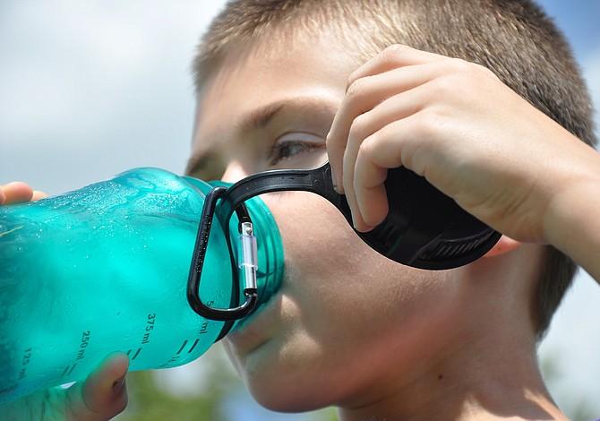¿Cómo actuar ante un golpe de calor en niños y adolescentes?