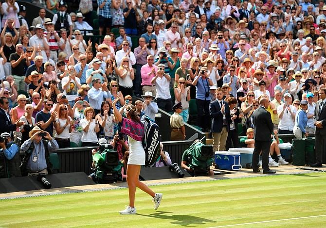 Garbiñe Muguruza y Venus Williams se enfretarán en la final de Wimbledon