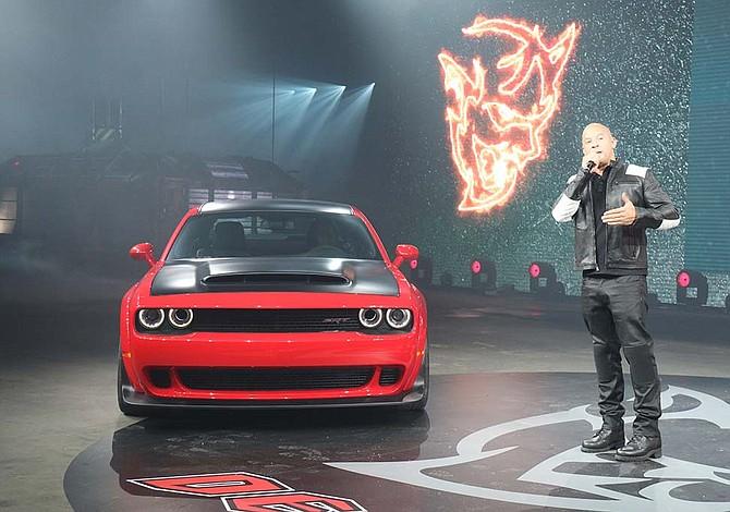 """Vin Diesel se asocia con Dodge para mover sus modelos más """"Rápidos y Furiosos"""""""