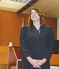 Rachel Cano, con gran trayectoria profesional, invitada de Celebrando Latinas. Foto-Archivo: Horacio Rentería/El Latino SD.