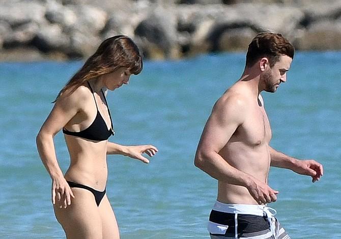 Jessica Biel reveló intimidades de su matrimonio con Justin Timberlake