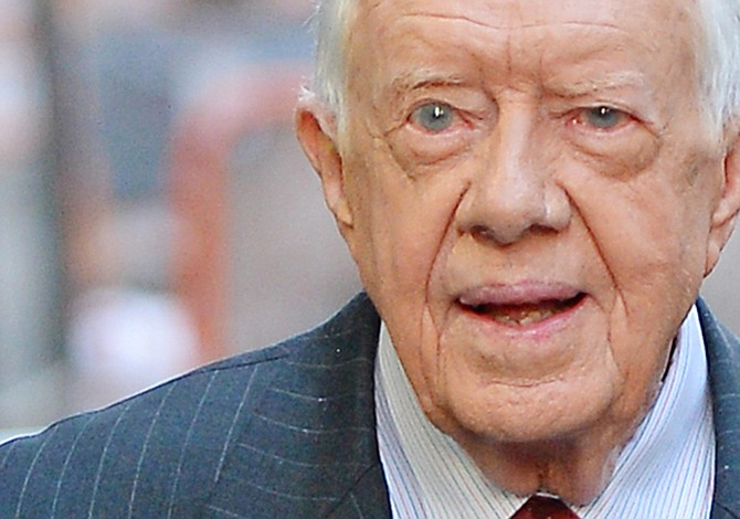 Carter hospitalizado y en observación tras sufrir un colapso en Canadá