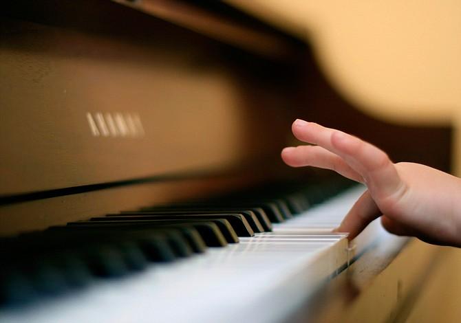 El piano, un instrumento ideal para los niños