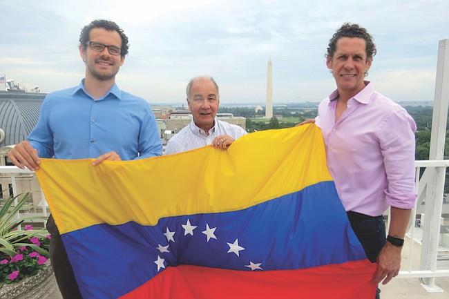 Venezolanos unen fuerzas en Washington