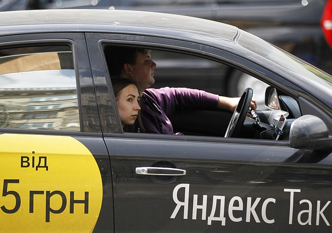 Uber se fusiona con Yandex para entrar al mercado en Rusia