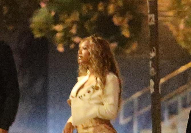 La polémica figura de Beyoncé después de dar a luz