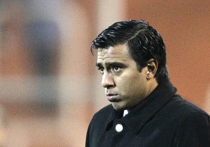 Farías considera injusta suspensión en fútbol boliviano y confía en apelación