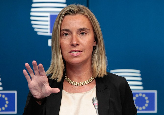 La UE no descarta sancionar a Maduro si insiste en Constituyente