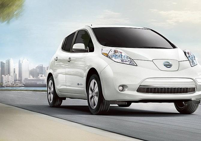 Nissan espera que 20% de sus ventas en Europa sean de autos eléctricos