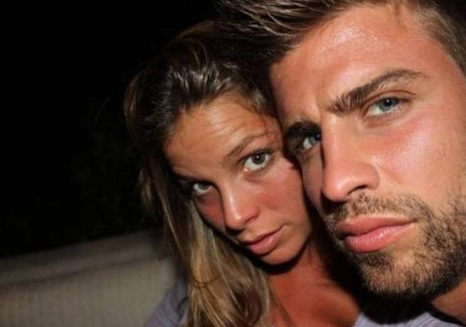 La exnovia de Piqué habla de su ruptura y de Shakira